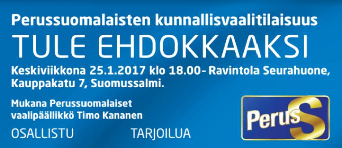 25.01.2017 ilmoitusmainos suomussalmi